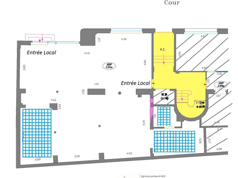 Vente loft/atelier/surface Paris 18ème 950000€ - Photo 13