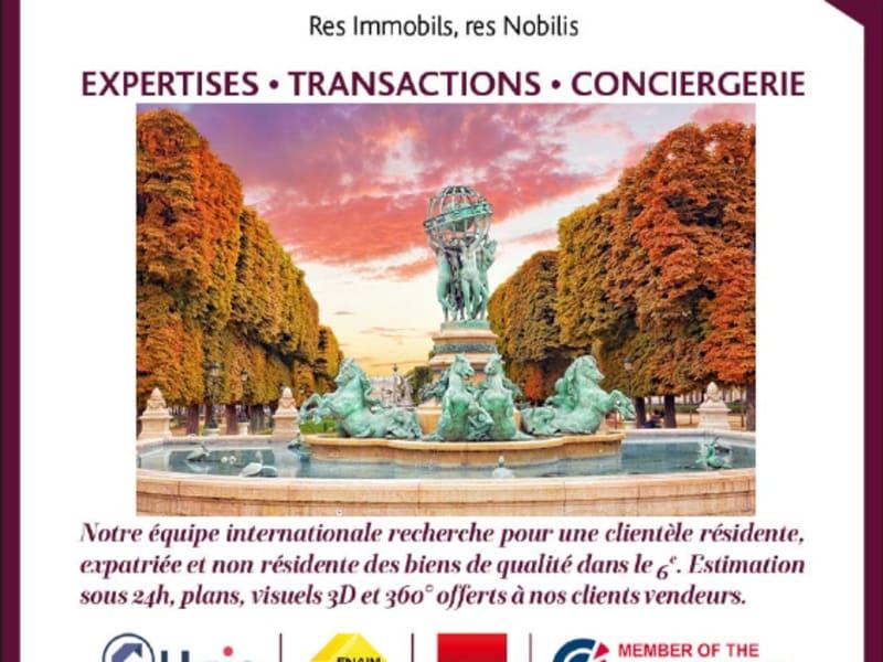 Verkoop  appartement Paris 6ème 2550000€ - Foto 2