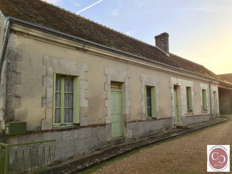 Sale house / villa Villechauve 139100€ - Picture 1