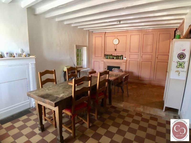 Sale house / villa Villechauve 139100€ - Picture 4