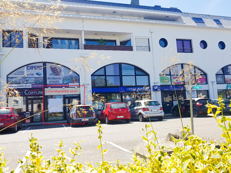 Location local commercial Quimper 1204€ CC - Photo 1
