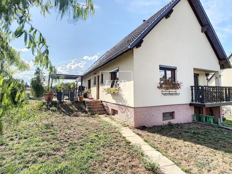 Sale house / villa Dettwiller 232100€ - Picture 1