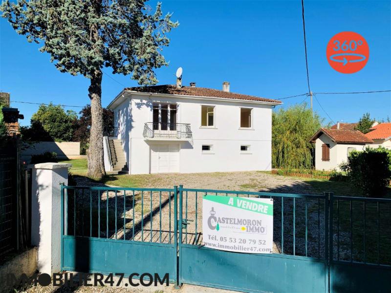Sale house / villa Sainte livrade sur lot 129900€ - Picture 1