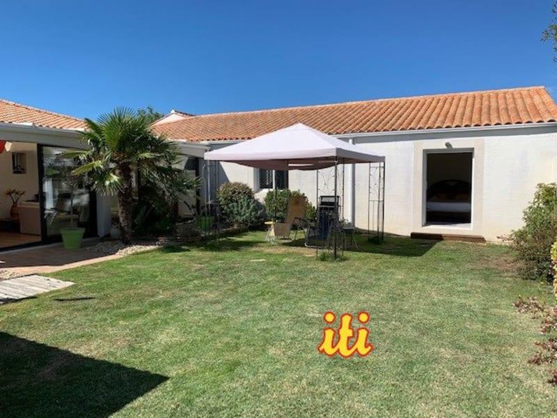 Vente maison / villa Talmont st hilaire 467000€ - Photo 1