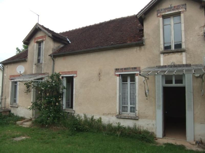Sale house / villa St georges sur baulche 115000€ - Picture 2