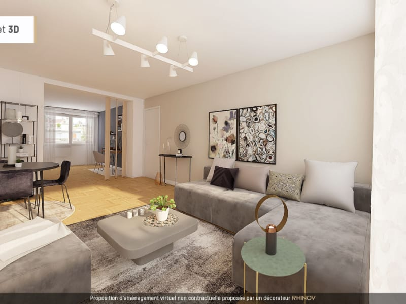 Vente appartement Vanves 414000€ - Photo 1