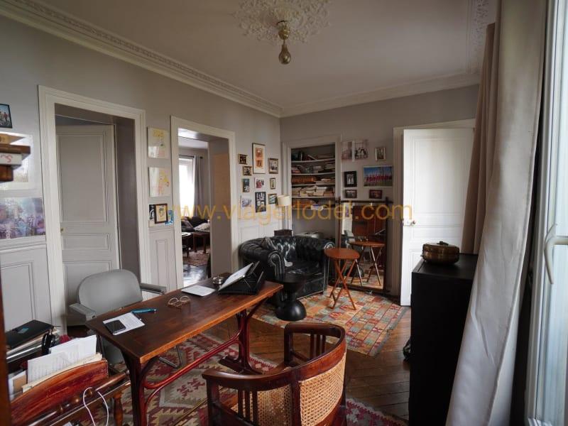 Lijfrente  appartement Paris 10ème 320000€ - Foto 4