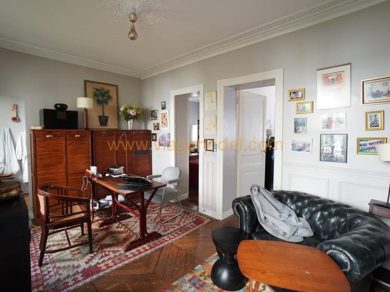 Lijfrente  appartement Paris 10ème 320000€ - Foto 5