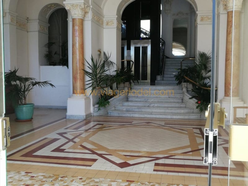 Life annuity apartment Menton 141 000€ - Picture 5