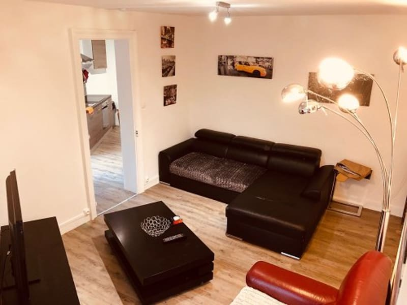Rental apartment Dieppe 650€ CC - Picture 1