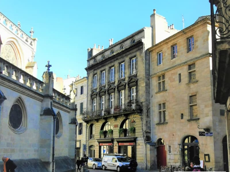 Commercial lease transfer shop Bordeaux 58 640€ CC - Picture 4