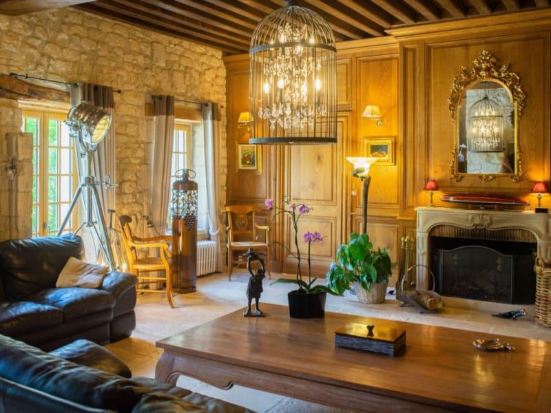Deluxe sale house / villa Rousseloy 1450000€ - Picture 2