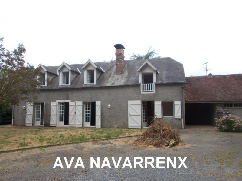 Verkoop  huis Navarrenx 205000€ - Foto 1