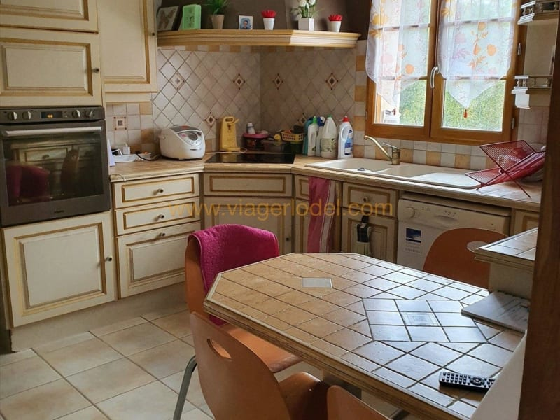 Life annuity house / villa Saint-just 45 000€ - Picture 3
