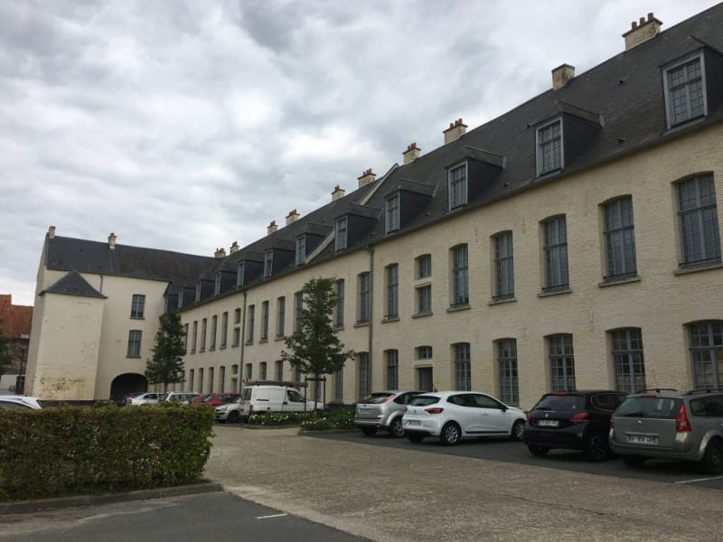 Sale apartment Aire sur la lys 70000€ - Picture 2