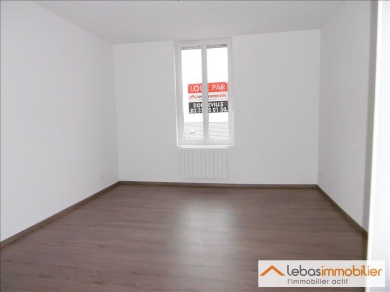 Location appartement Doudeville 425€ CC - Photo 1