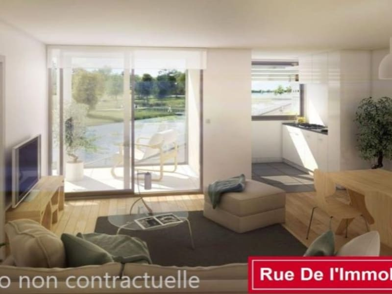Vente appartement Haguenau 120 000€ - Photo 1