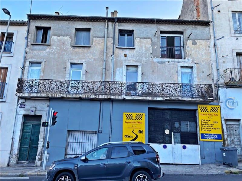 Venta  edificio Beziers 294000€ - Fotografía 1