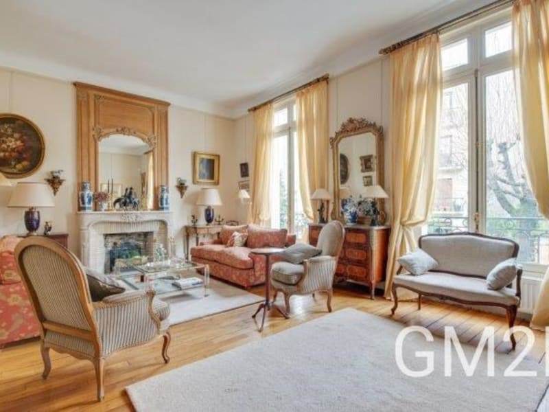 Deluxe sale private mansion Neuilly-sur-seine 3600000€ - Picture 1