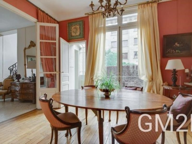 Deluxe sale private mansion Neuilly-sur-seine 3600000€ - Picture 2