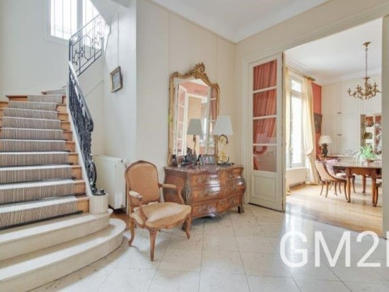 Deluxe sale private mansion Neuilly-sur-seine 3600000€ - Picture 3