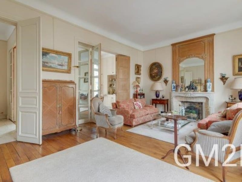 Deluxe sale private mansion Neuilly-sur-seine 3600000€ - Picture 4