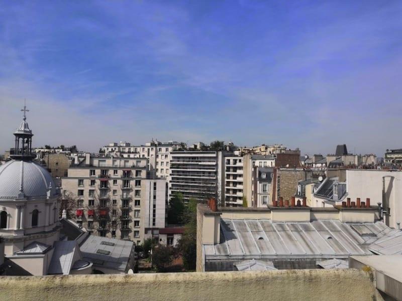Sale apartment Paris 16ème 265000€ - Picture 1
