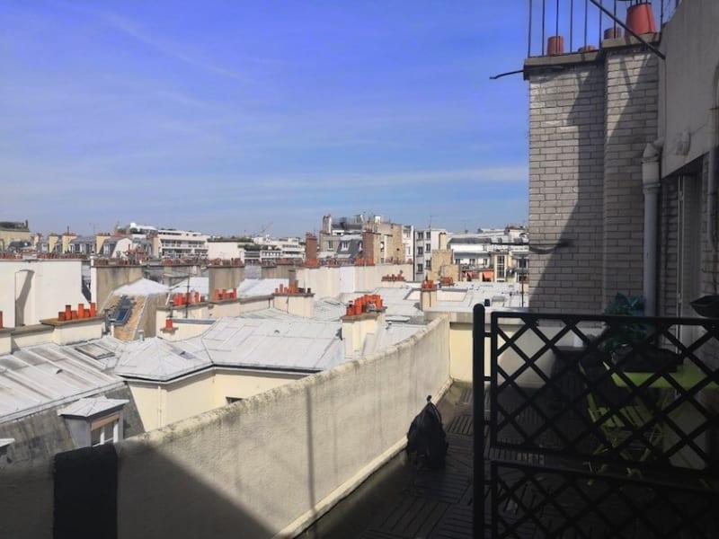Sale apartment Paris 16ème 265000€ - Picture 2