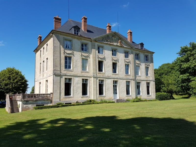 Deluxe sale chateau Montjalin 1980000€ - Picture 1