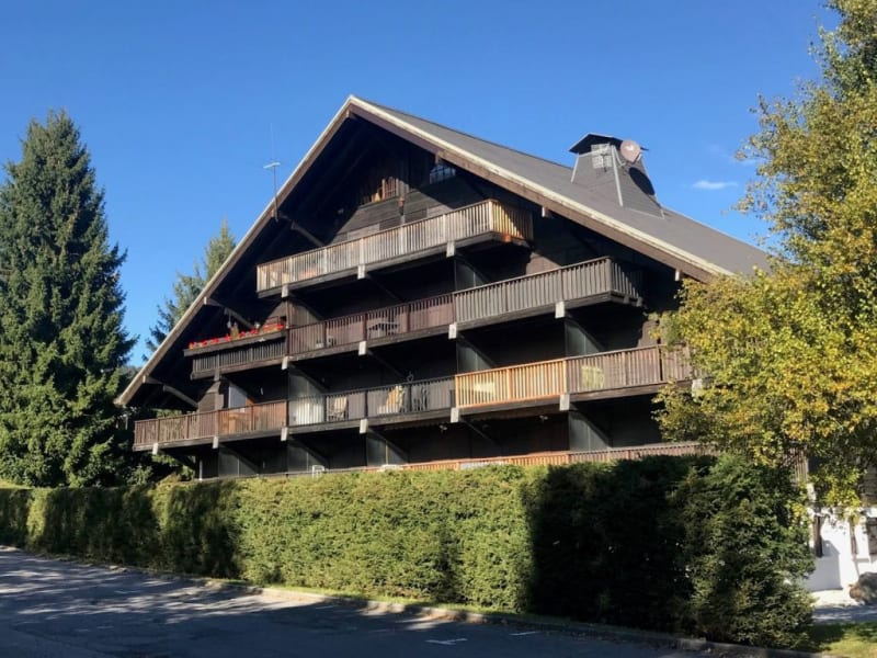 Vente appartement Megève 578 000€ - Photo 1