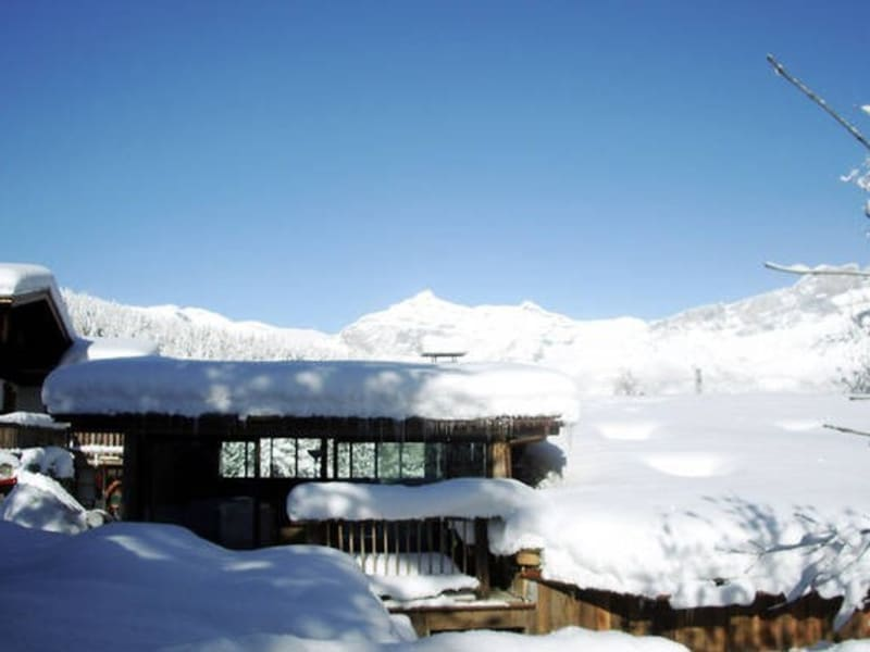 Vente maison / villa Les houches 1 600 000€ - Photo 1