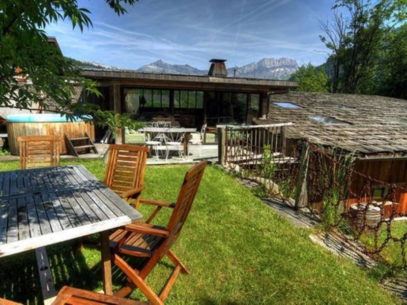 Vente maison / villa Les houches 1 600 000€ - Photo 2