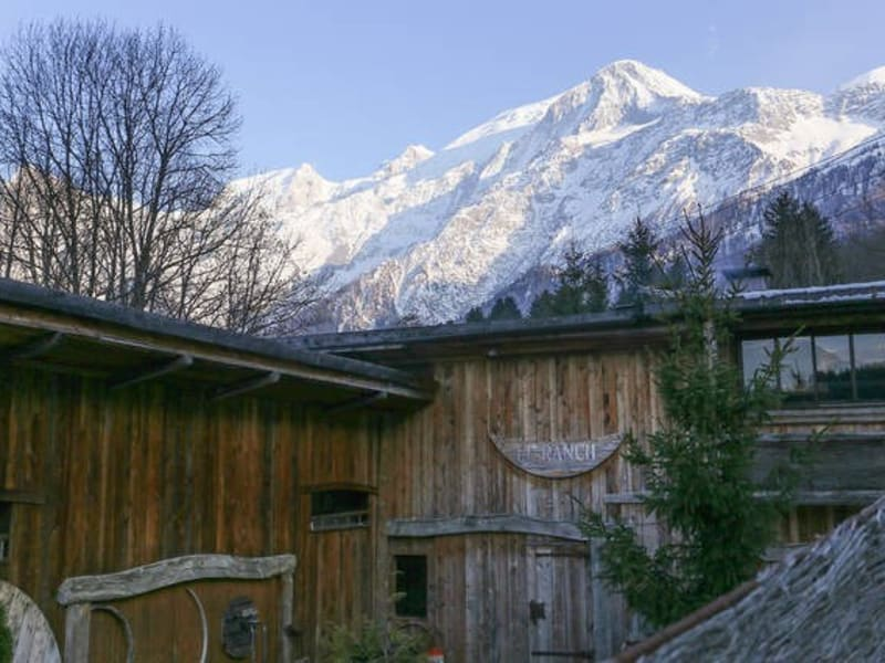 Vente maison / villa Les houches 1 600 000€ - Photo 3