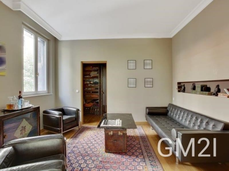 Deluxe sale private mansion Paris 16ème 4 950 000€ - Picture 8