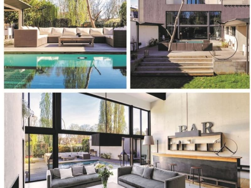 Vente maison / villa Issy-les-moulineaux 8500000€ - Photo 6