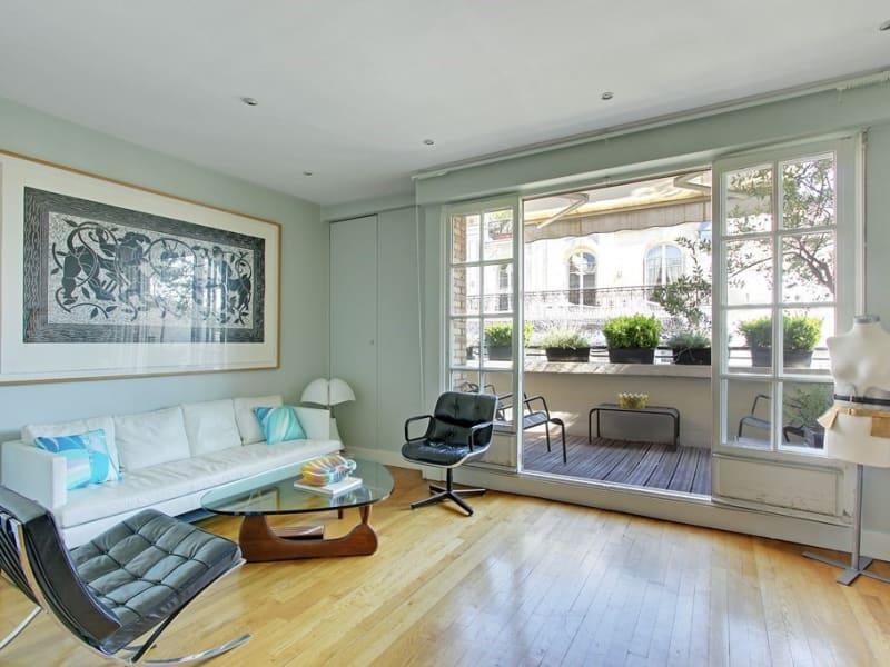 Sale apartment Paris 16ème 1260000€ - Picture 1
