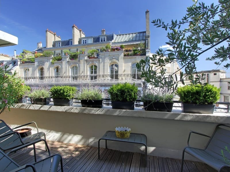 Sale apartment Paris 16ème 1260000€ - Picture 2