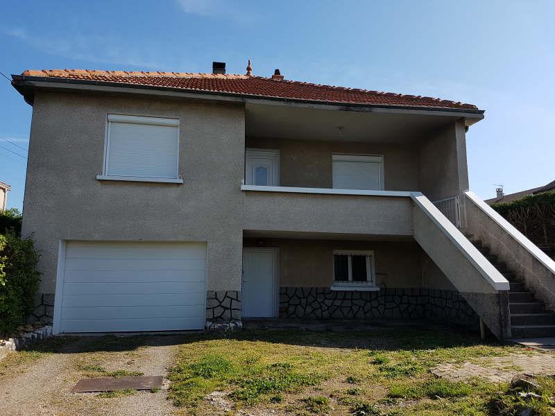 Rental house / villa Salaise sur sanne 767€ CC - Picture 1