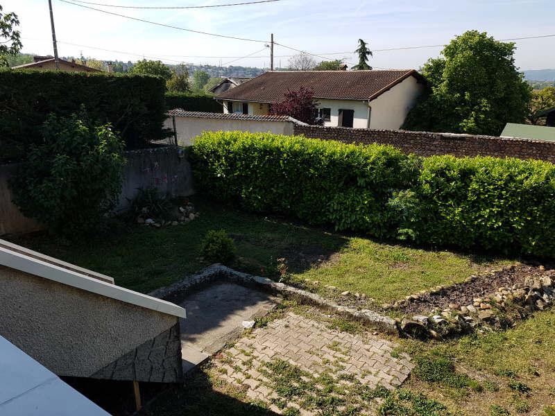 Rental house / villa Salaise sur sanne 767€ CC - Picture 5