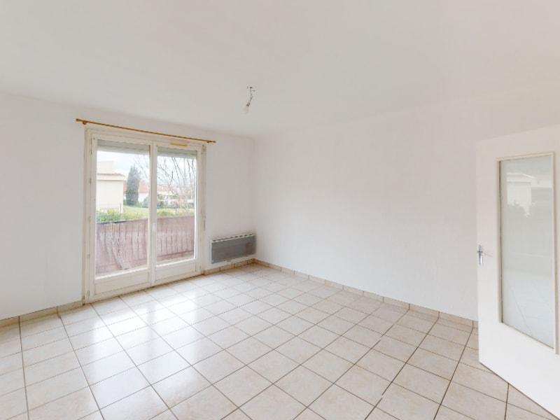 Rental apartment Salaise sur sanne 493€ CC - Picture 1