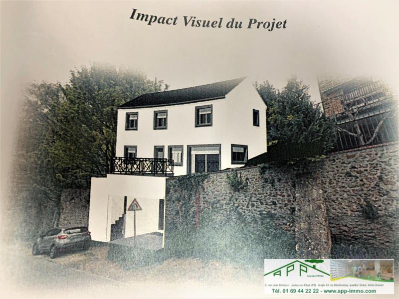 Sale house / villa Athis mons 423200€ - Picture 1
