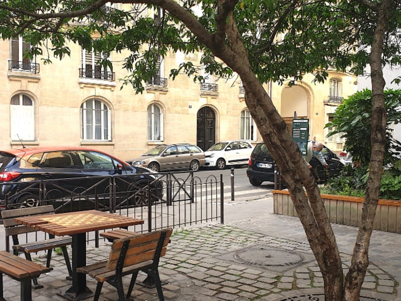 Sale apartment Paris 14ème 510 000€ - Picture 1