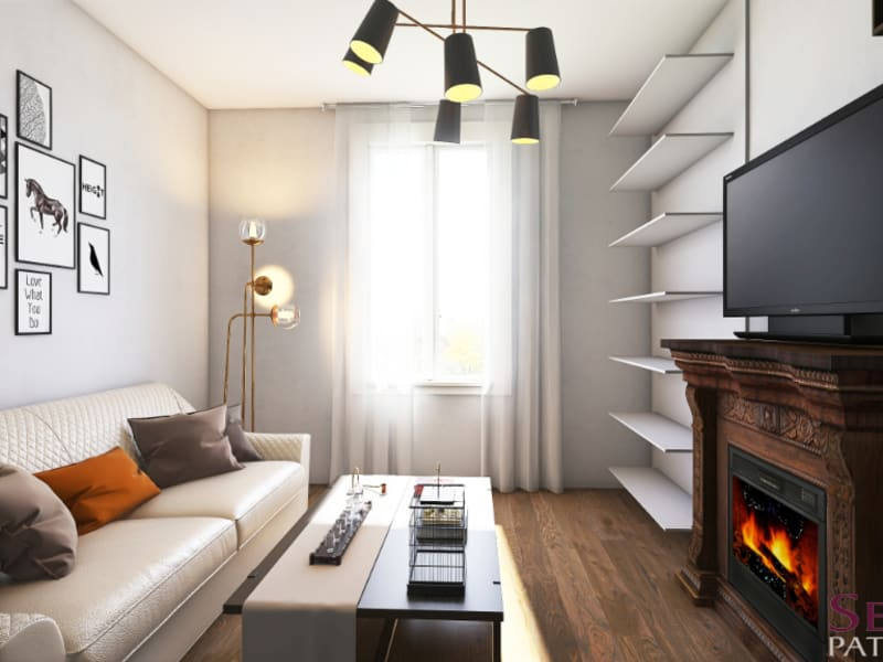 Sale apartment Paris 14ème 510 000€ - Picture 2