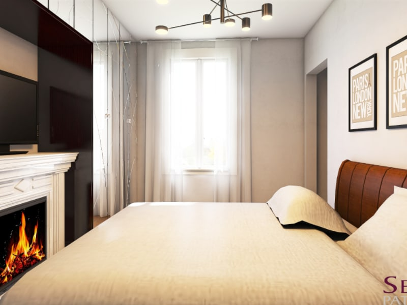 Sale apartment Paris 14ème 510 000€ - Picture 7