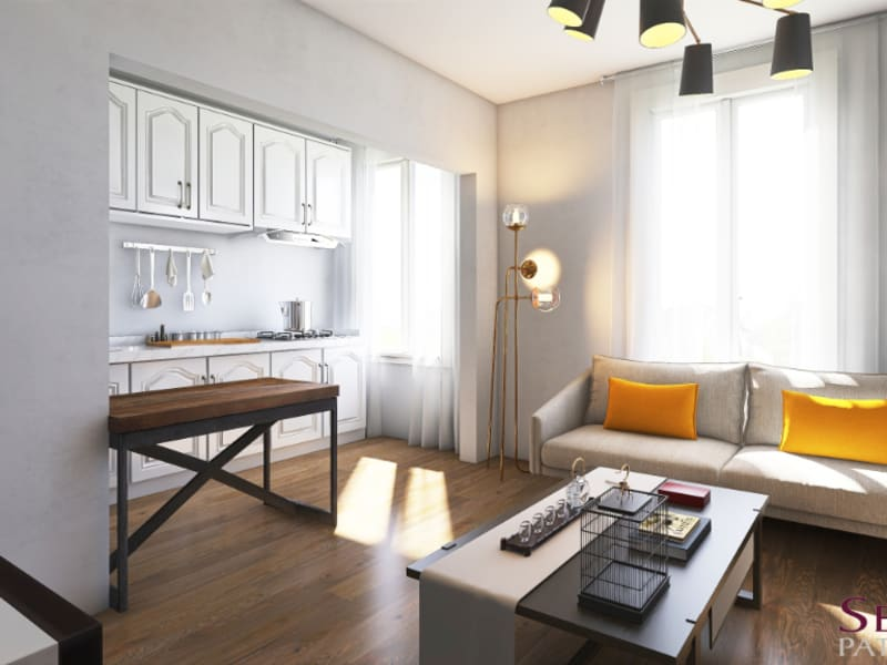 Sale apartment Paris 14ème 510 000€ - Picture 11