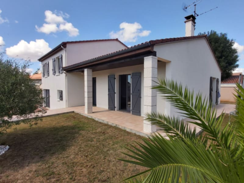 Sale house / villa Chauray 258000€ - Picture 1