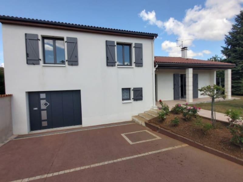 Sale house / villa Chauray 258000€ - Picture 2