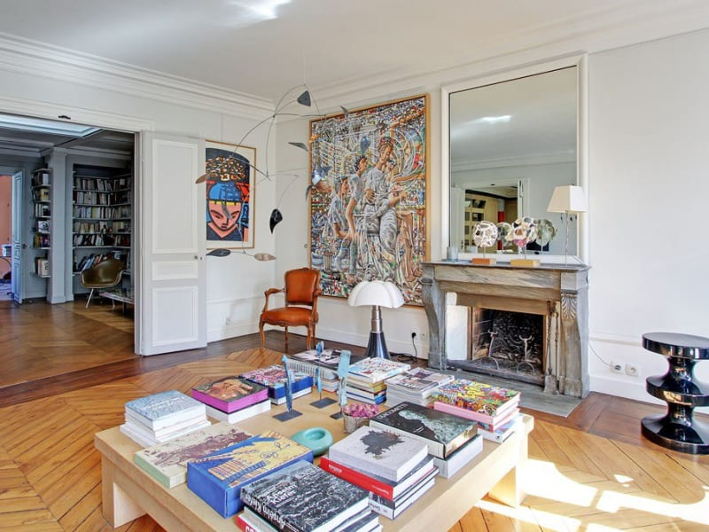 Deluxe sale apartment Paris 7ème 4 000 000€ - Picture 4