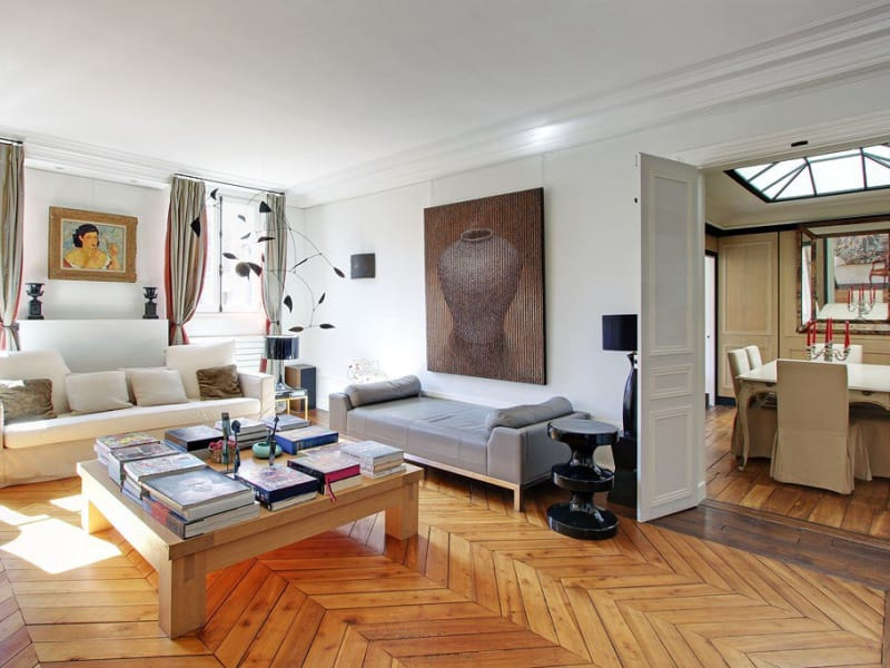 Deluxe sale apartment Paris 7ème 4 000 000€ - Picture 5