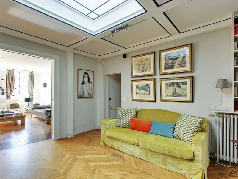 Deluxe sale apartment Paris 7ème 4 000 000€ - Picture 7
